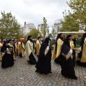 Sfintele moaste ale Sfantului Arhidiacon Stefan aduse la Bucuresti