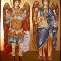 Sfintii Arhangheli Mihai si Gavriil