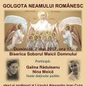 """Parohia """"Soborul Maicii Domnului"""" organizează conferinţa """"Golgota neamului românesc"""""""