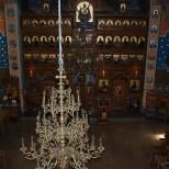Naosul bisericii Soborul Maicii Domnului