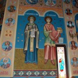 Sfantul Antonie cel Mare - Sfantul Mucenic Pantelimon