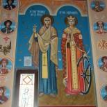 Sfanta Teodora de la Sihla si Sfanta Ecaterina