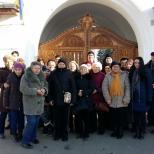 Pelerinaj in Prahova - 1 decembrie 2016 - Manastirea Zamfira