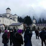 Pelerinaj in Prahova - 1 decembrie 2016 - Manastirea Caraiman