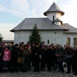 Pelerinaj in Prahova - 1 decembrie 2016 - Manastirea Turnu