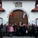 Pelerinaj in Prahova - 1 decembrie 2016 - Manastirea Ghighiu