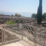 Ruinele orașului Capernaum
