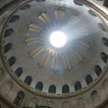 Cupola de deasupra Sf Mormânt