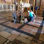 Sf Mormânt piatra ungerii