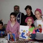 Cerc de pictura -  Biserica Soborul Maicii Domnului