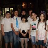 Elevi din cadrul Scolii Liviu Rebreanu