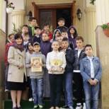 Elevi ai Scolii Liviu Rebreanu