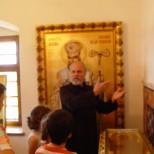 Pelerinaj la Manastirea Cernica