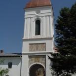 Turnul clopotnita - Manastirea Cernica