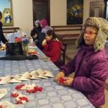 Activitati cu tinerii din parohie de 1 Martie