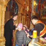 Primirea Sfintei Impartasanii - Biserica Soborul Maicii Domnului