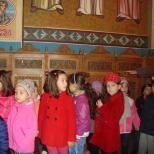 Impartasirea copiilor de la Gradinita 216