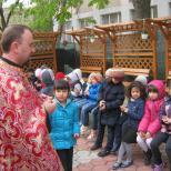 Biserica Soborul Maicii Domnului - Copiir de la Gradinita 216