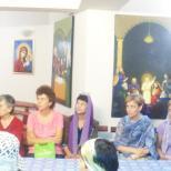 Credinciosi prezenti la intalniri duhovnicesti