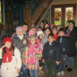 Copii in biserica